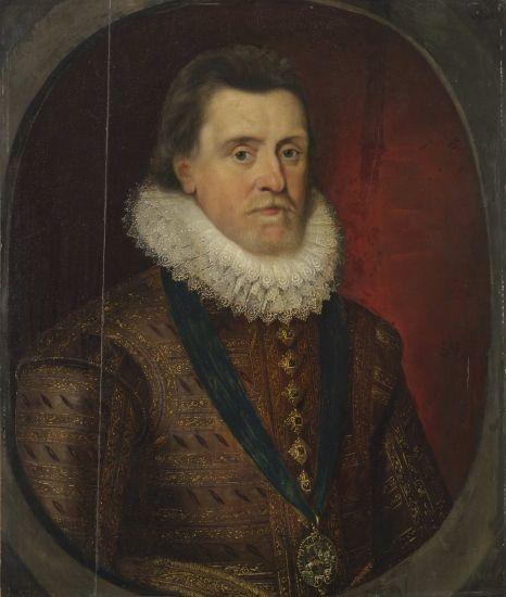 Portrait of James Stewart