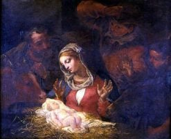 Adoration of the Shepherds | Paolo de' Matteis | Oil Painting