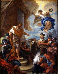 Martyre de Saint Jean Nepomucene (The Martyrdom of Saint John) | Paolo de' Matteis | Oil Painting