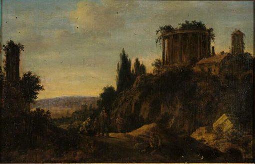 Landscape | Pieter de Molijn | Oil Painting