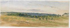 Landscape   Charles Francois Daubigny   Oil Painting
