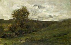 Paysage (Landscape) | Charles Francois Daubigny | Oil Painting
