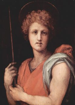 Sebastian   Pontormo   Oil Painting