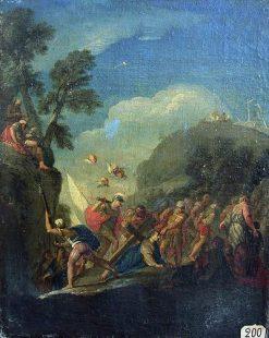 Chemin de Croix | Giulio Carpioni | Oil Painting