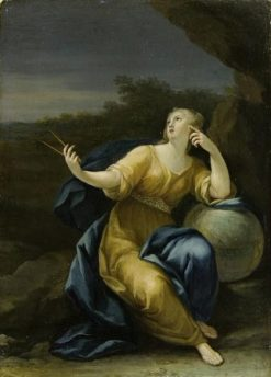 The Four Liberal Arts: Astronomy | Anton Raphael Mengs | Oil Painting