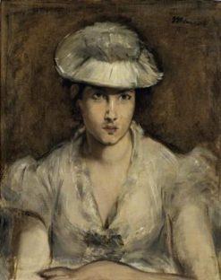 Marguerite Gauthier-Lathuille | Edouard Manet | Oil Painting