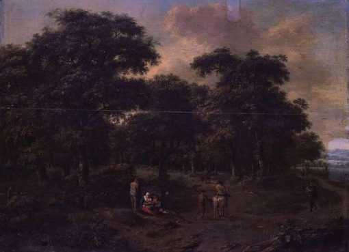 Landscape | Jan Wijnants | Oil Painting