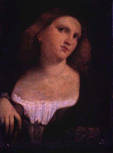 Portrait of a Woman | Palma il Vecchio | Oil Painting