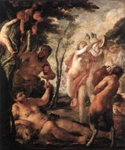 Bacchanal | Jacques Blanchard | Oil Painting