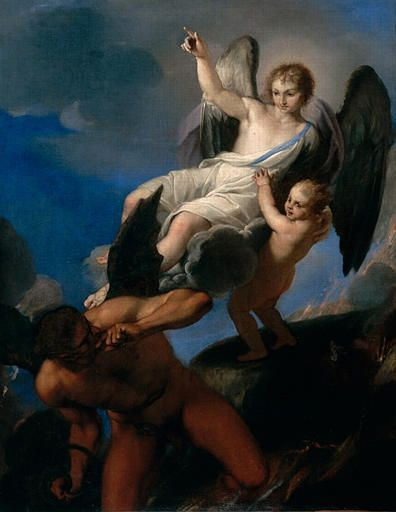 Guardian Angel | Carlo Maratta | Oil Painting