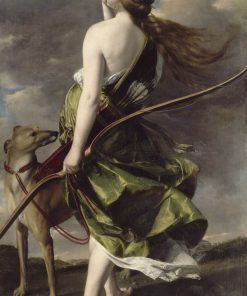 Diana the Huntress | Orazio Gentileschi | Oil Painting