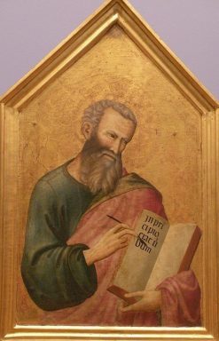 Saint John the Evangelist | Lippo di Benivieni | Oil Painting