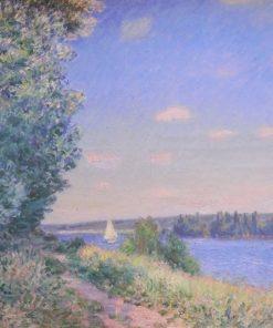 La Seine a Bouille