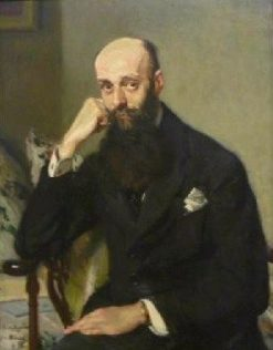 Portrait of René Boysleve | Jacques Emile Blanche | Oil Painting