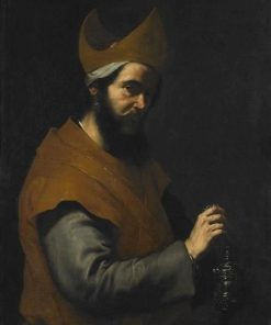 Saint Zachary | Jusepe de Ribera | Oil Painting