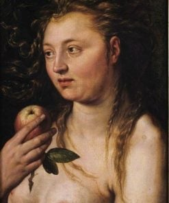 Eve | Hendrick Goltzius | Oil Painting