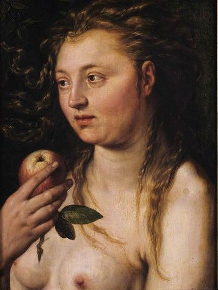 Eve | Hendrick Goltzius | Oil Painting