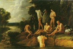 Bathing Scene | Michiel Sweerts | Oil Painting