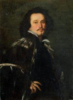 Portrait of a Man | Bernardo Strozzi | Oil Painting