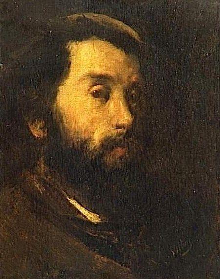 Self-Portrait | Antoine Vollon | Oil Painting