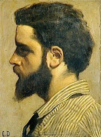 Zacharie Astruc | Charles Auguste Emile Durand | Oil Painting