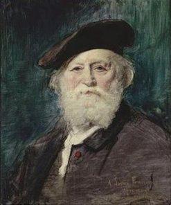 Louis Francais | Charles Auguste Emile Durand | Oil Painting