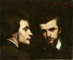 Henri Oulevay and Henri Fantin-Latour | Charles Auguste Emile Durand | Oil Painting