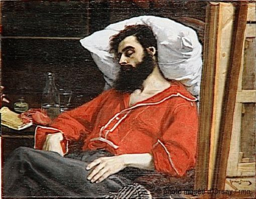 The Convalescent | Charles Auguste Emile Durand | Oil Painting