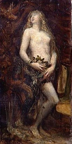 Eve | George Frederic Watts | Oil Painting