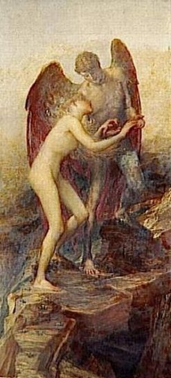 Love and Life | George Frederic Watts | Oil Painting