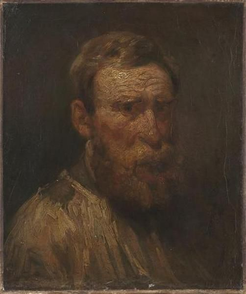 Portrait of a Man | Jean Baptiste Carpeaux | Oil Painting
