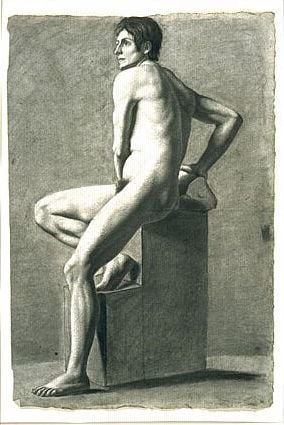 Young Male Nude