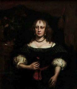 Portrait of a Woman | Aert de Gelder | Oil Painting