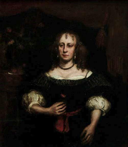 Portrait of a Woman   Aert de Gelder   Oil Painting