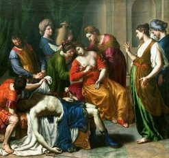The Death of Cleopatra | Alessandro Turchi | Oil Painting