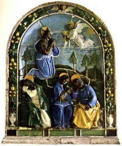 Agony in the Garden | Andrea della Robbia | Oil Painting