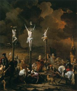 Calvary | Carel Dujardin | Oil Painting