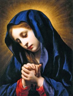 Virgin of the Annunciation | Carlo Dolci | Oil Painting