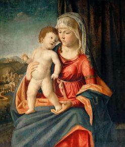Madonna and Child | Cima da Conegliano | Oil Painting