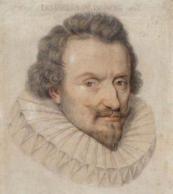 Portrait of Concino Concini (1575-1617) | Daniel Dumonstier | Oil Painting