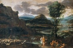Erminia among the Shepherds | Domenichino | Oil Painting