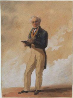 Jean-Baptiste Isabey | Eugene Isabey | Oil Painting