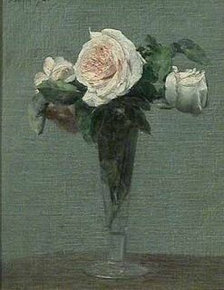 Fleurs | Henri Fantin Latour | Oil Painting