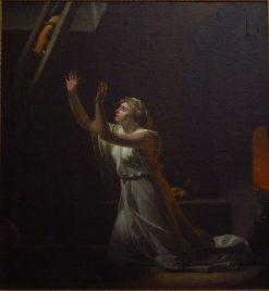 Le supplice d'une vestale | Henri Pierre Danloux | Oil Painting