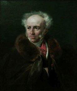 Jean-Baptiste Isabey (1767 - 1855) | Horace Vernet | Oil Painting
