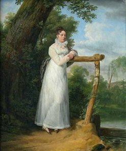 Portrait de Madame Philippe Lenoir