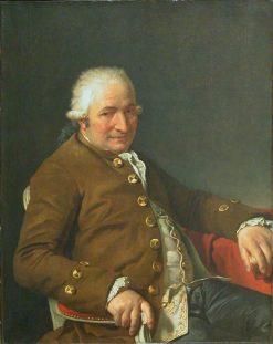 Jean-Pierre Pecoul | Jacques Louis David | Oil Painting