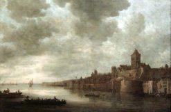 View of Nijmegen | Jan van Goyen | Oil Painting
