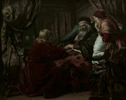 Isaac Blessing Jacob | Jan Victors | Oil Painting