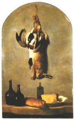 Still Life: Hare